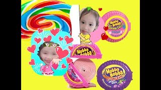 Bông Bống ăn kẹo hubba bubba đặc biệt - Bubble Gum Hubba Bubba - Bông Bống TV