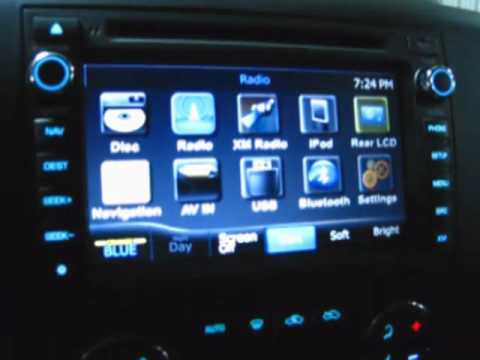 2007-11 Chevrolet Silverado: Advent OE Navigation: Overview