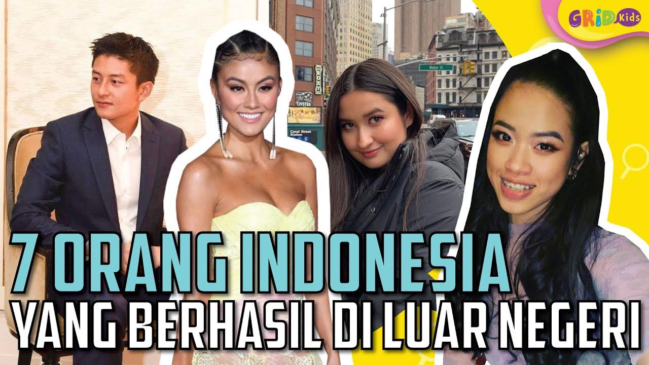 Agnes Mo Orang Indonesia Yang Berhasil Go Internasional Seperti Stephanie Poetry Sampai Claudia Youtube