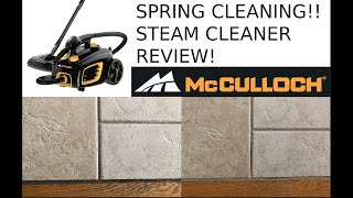 SPRING CLEANING!!! McCulloch S…