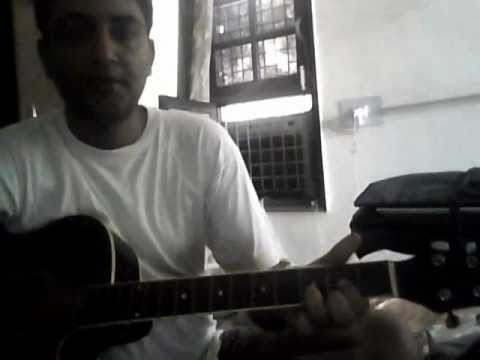 Kenny Rogers Baseball Song on guitar by Astitva