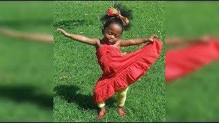 Amazing Happy African Kids Dancing Compilation    NEW