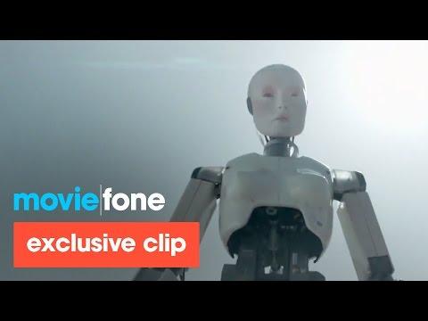 'Automata' Clip (2014): Antonio Banderas, Melanie Griffith