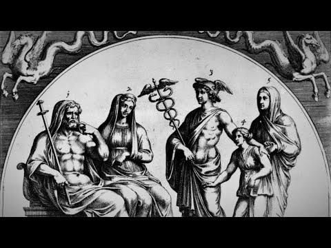 Anabasis II (Theriomorphosis and Theomorphosis) - Encyclopedia Hermetica: A Big History (Part 47)