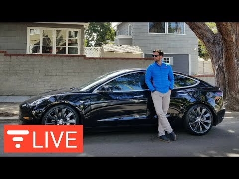 Model 3 is Here! Invites Go Out to Non-Owners