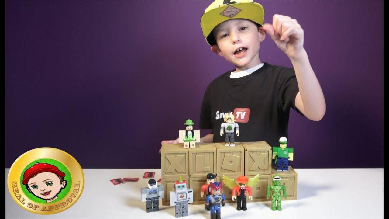 ROBLOX MYSTERY BOXES SERIES 2 Roblox Figures no Doubles !