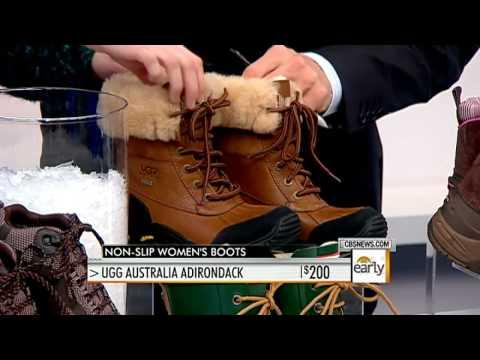 Best Non-Slip Boots