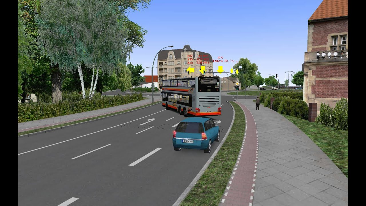 Omsi 2 Berlin Spandau Route 130 Dublin Bus Three Generation Addon 2012 Repeat Omsi 2 Berlin X10 Route X10 Man Dl05 Smrt Repaint By