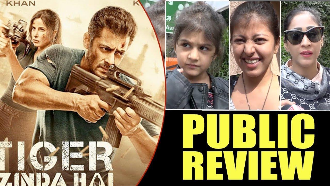 tiger zinda hai movie public review hit or flop salman khan katrina kaif