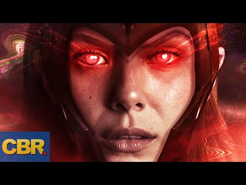Scarlet Witch Will Destroy The Multiverse