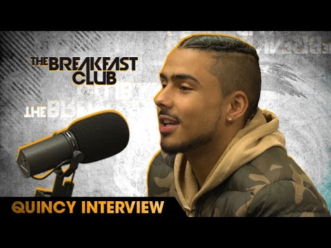 Quincy Talks His Role In 'Star', Remaking Al B. Sure's 'Nite and Day' & More with The Breakfast Club
