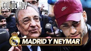 Locura de Florentino: 300 Millones por Neymar I El debut de Cristiano está confirmado