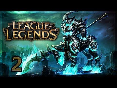 Zagrajmy w League of Legends: Autostrada do Platyny: #2 - Hecarim Jungle - Gold III