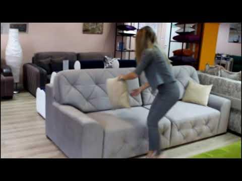 Лучшая мягкая мебель в дом. Диван-кровать Марсель на независимых пружинах