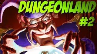 """Konrado em Dungeonland #2 - """"Derrotando o Cthullu!"""" (Com SoulFly, Jéssica e Funny!)"""