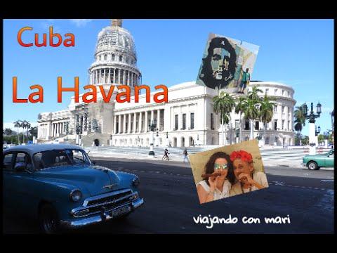 La Habana vieja, viaje a Cuba 1ª parte