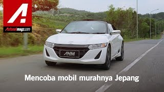 Honda S660 Indonesia Review & Test Drive by AutonetMagz