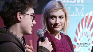 The Dish and the Spoon - Q & A | Film 2011 | SXSW