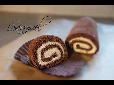 Chocolate Swiss Roll | Recipe