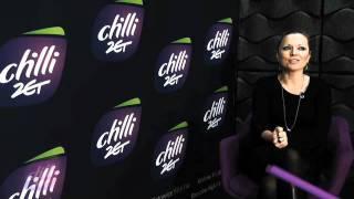 """Anna Maria Jopek promuje nową płytę """"Lustra"""" w studiu ChilliZET"""