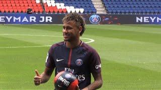 Neymar return to Paris boosts World Cup hopes