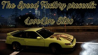 Need For Speed 2015 LoveLife Sil80