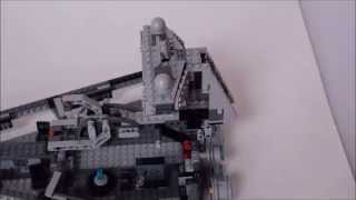 Lego Star Wars 75055 Imperial Star Destroyer Speed Build