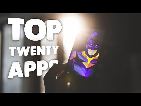 Top 20 MUST HAVE FREE Android Apps December 2017!