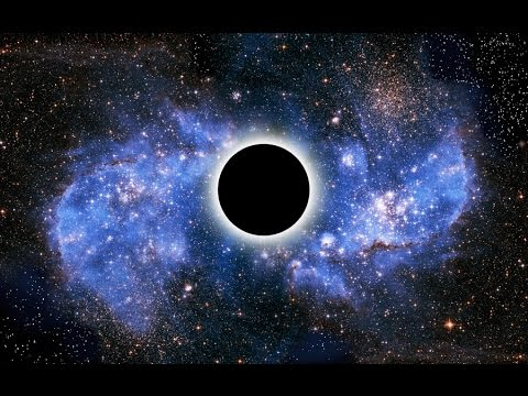 Hubble Telescope Black Hole