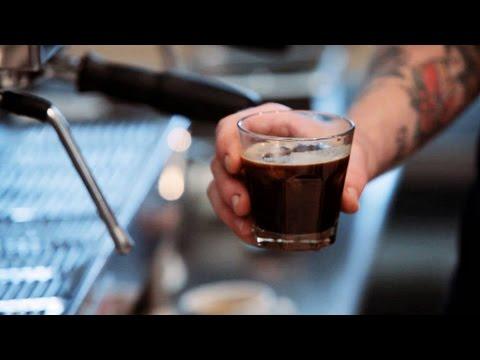 How to Make an Iced Americano | Perfect Coffee