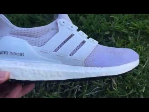 How to Clean White Sneakers #2 (Adidas Ultra Boost)