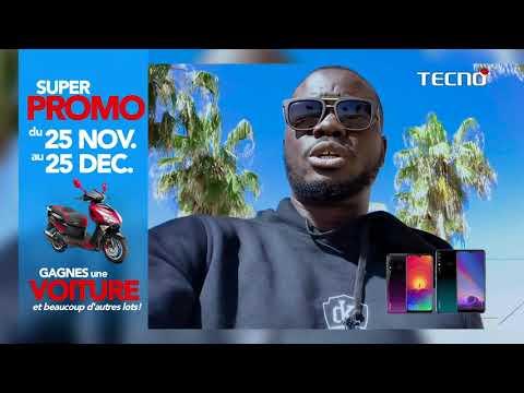 TECNO Senegal SUPER PROMO CANABASSE