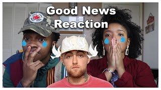 Mac Miller - Good News (Official Music Video) REACTION
