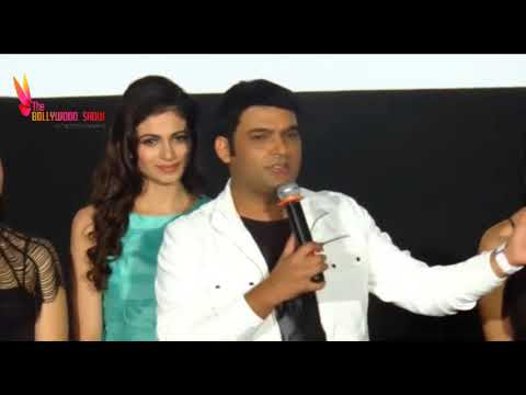 Kis Kisko Pyaar Karoon Full HD Movie 2015  Kapil Sharma  Elli Avram  Arbaaz   Full Movie Promotions