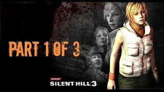 Silent Hill 3: Part 1 [HD 1080p] No Commentary
