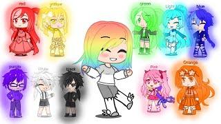 I could be every color you like Meme {Gacha Club}
