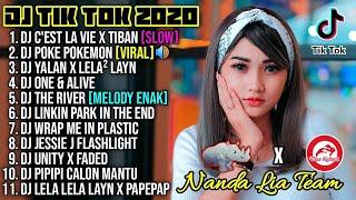 Dj Tik Tok Terbaru 2020 x Dj C'est La Vie x Tiban x Pokemon Full Album Remix 2020 Full Bass Viral