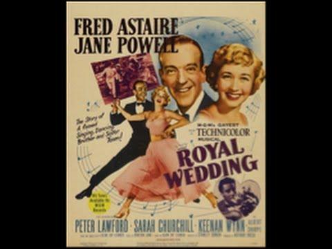 BODAS REALES (Royal Wedding, 1951, Full Movie, Spanish, Cinetel)