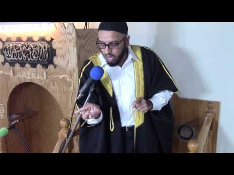 Our Responsibilities as Muslim-Americans: Attorney Ejaz Sabir - Khutba @ Masjid Isa 04/28/2017