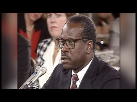 Flashback: Clarence Thomas Responds To Anita Hill