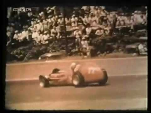1953 Indianapolis Pat Flaherty crash ( Watch Download SuperStar Girls F1 at www.OrigoStar.com )