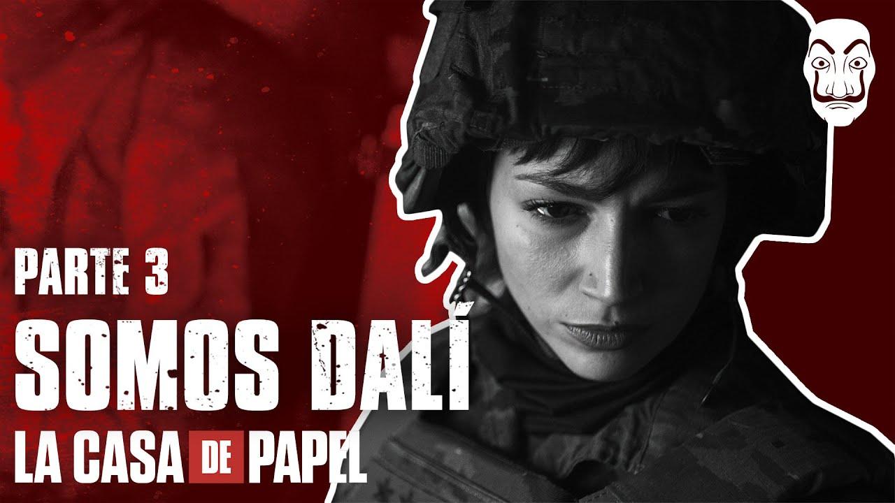La Casa de Papel | Somos Dalí | Parte 3 Episodio 2 | Netflix