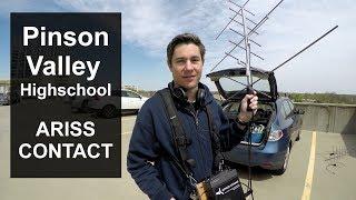 Pinson Valley High School ARISS contact thumbnail