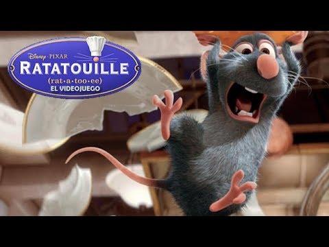 Ratatouille En Espanol Juego Completo De La Pelicula L Disney Pixar Ratatouille Longplay Ps2 Youtube