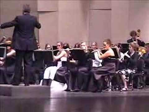 2004 Indiana All-State Band,Their Blossoms Down,Samuel Hazo