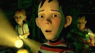 """Monster House"" Trailer español"