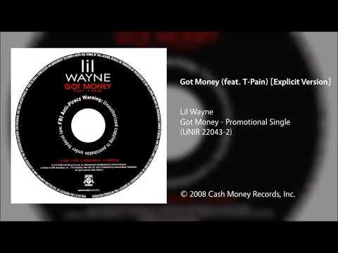 Lil Wayne  Got Money feat TPain Explicit Version