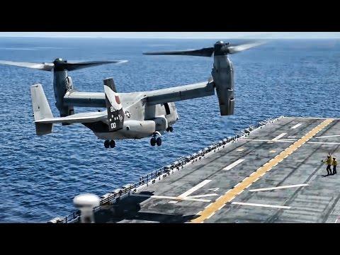 USS Boxer • Vertical Takeoff & Landing Aircraft (Dawn Blitz)