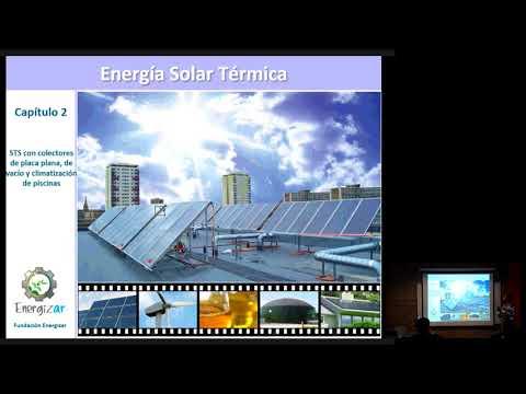 CURSO ENERGÍA SOLAR TÉRMICA - PARTE 1