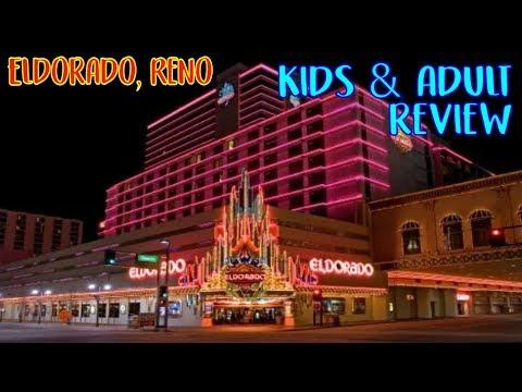 Eldorado Resort, Reno review from kids and adult